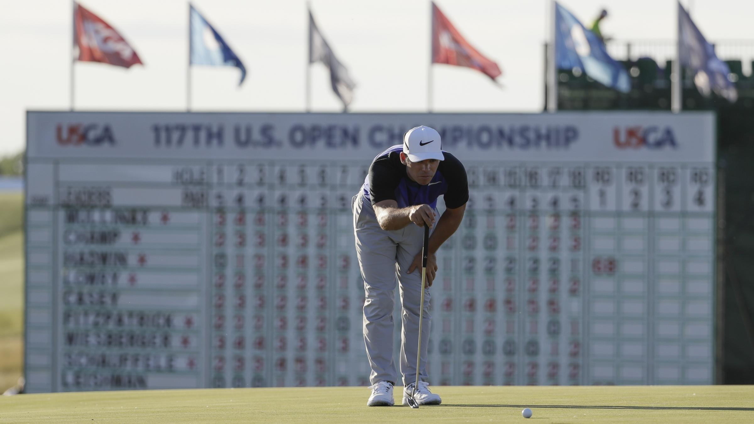 Koepka caps a record week with US Open title